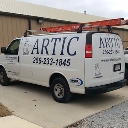Artic Refrigeration Services - Athens AL