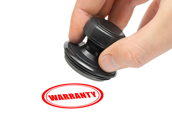 do you provide a warranty
